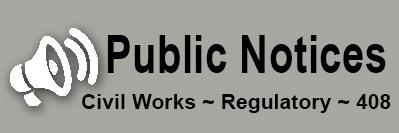 Public Notice Web Ad