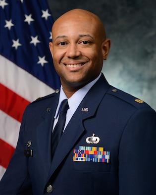 Maj. Stephen Cash, 50th Comptroller Squadron commander