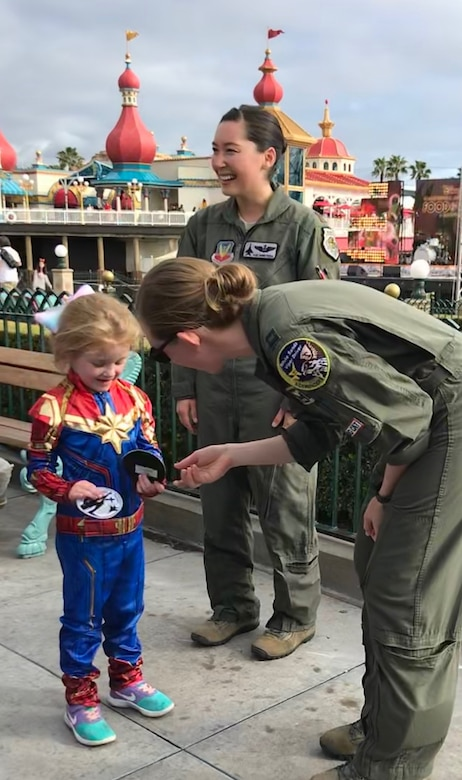 Holloman F 16 Pilot Attends Captain Marvel Premiere Holloman Air Force Base Display This heathered navy tank is inspired by captain marvel's superhero suit. holloman f 16 pilot attends captain