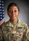 Capt. Caroline Muriama has traveled a long way to serve with the West Virginia Army National Guard (WVARNG), in both miles and life experience.