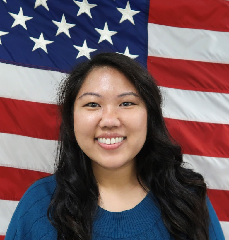 Allison Higashi, a contracting specialist with the Defense Logistics Agency Troop Support Pacific describes how the organization provided her an opportunity despite her learning disability to support the warfighter and connect with her Japanese heritage at the same time. (Courtesy Photo)