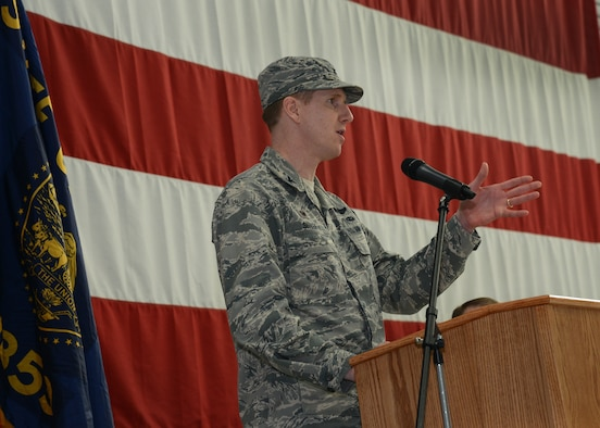 Oregon Air Guardsmen mobilized to support critical overseas assignments