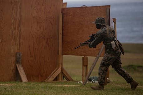 Marine Corps Marksmanship Competition, Pacific (MCMCP