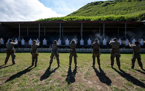Marine Corps Marksmanship Competition, Pacific (MCMCP)