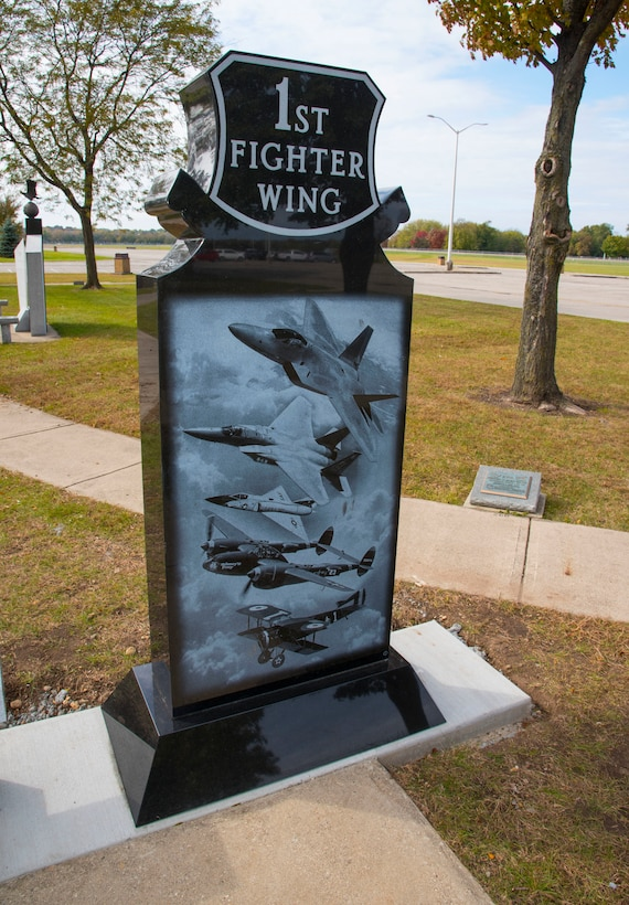 1st Fighter Wing Memorial