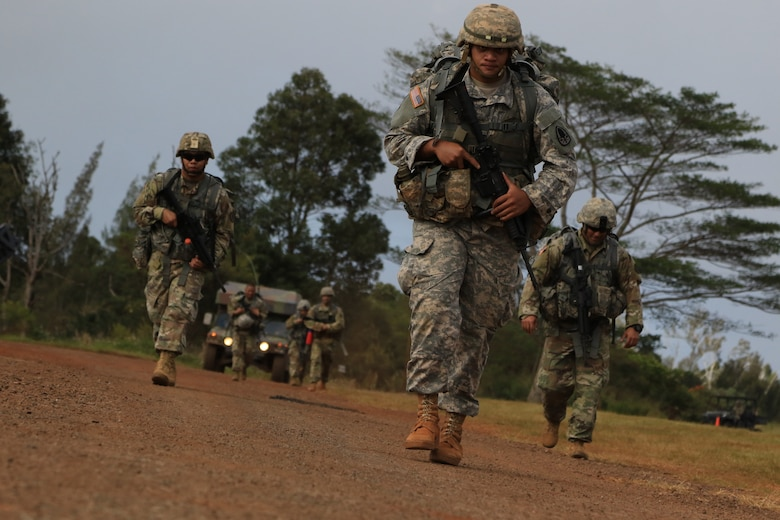 9th MSC hosts joint Best Warrior with Hawaii National Guard