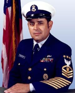 MCPO Carl W. Constantine