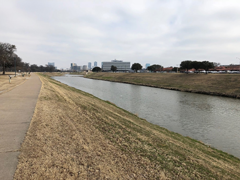 Fort Worth Floodway