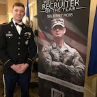 West Virginia Army National Guard March Soldier Spotlight is Staff Sgt. Jeffrey Moss, C Co, Recruiting and Retention Bn.