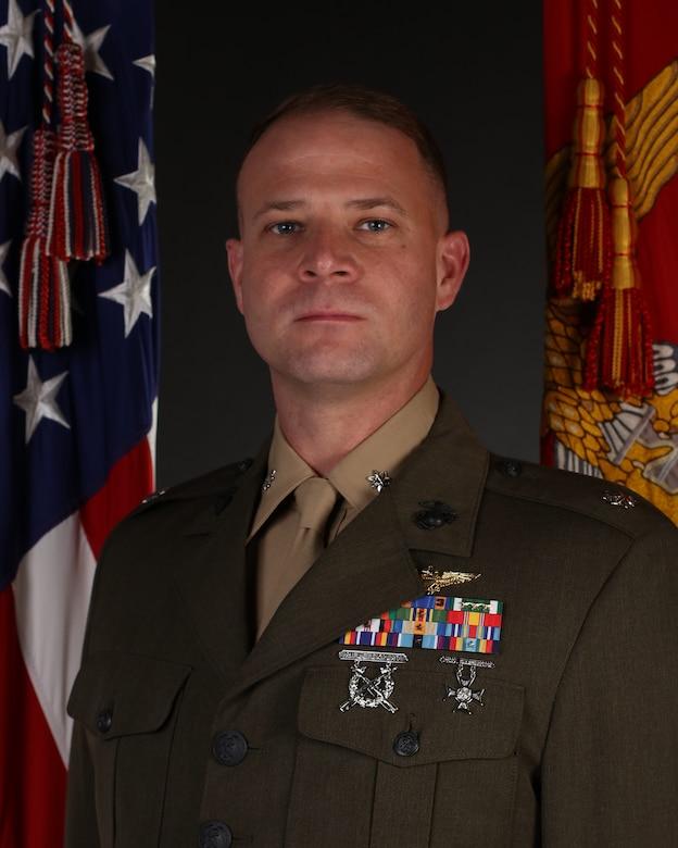 Lieutenant Colonel Michael Cassidy