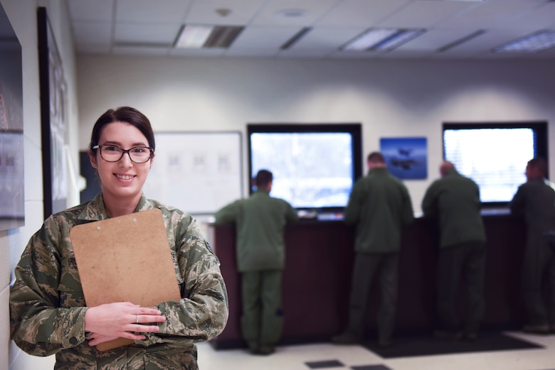 180FW Women in Aviation: Keeping the Airfield Safe