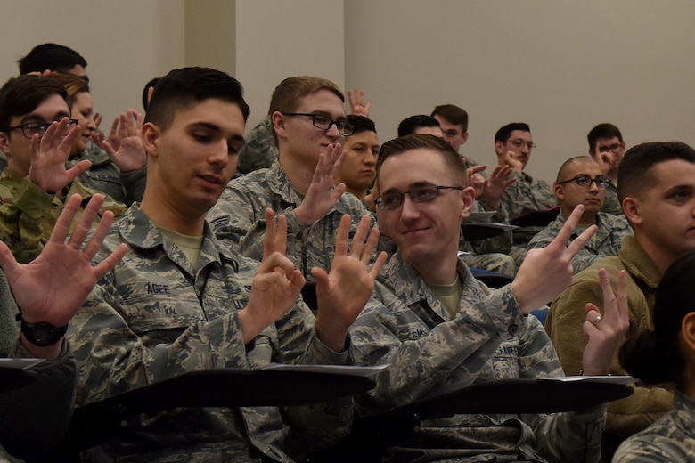 548th ISRG Looks 'Outside the Box' to Develop Air Force Leaders