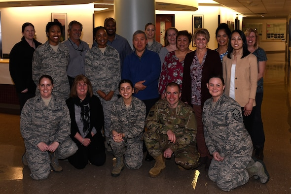 Travis Airmen recognized for medical annual awards