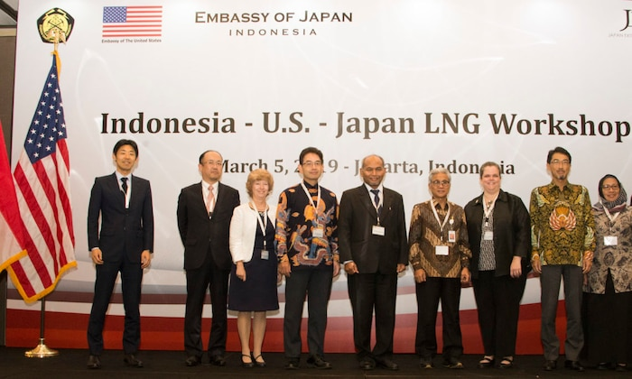 Indonesia-U.S.-Japan LNG Workshop Promotes Energy Partnerships in a Free and Open Indo-Pacific