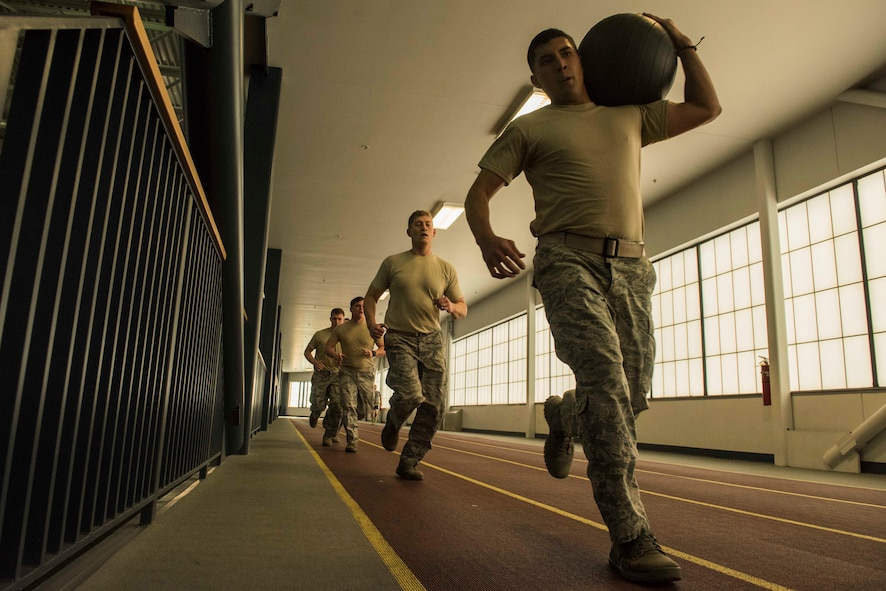 """The competition helped Airmen from 354th SFS hone a tactical mindset, work on physical fitness and prepare for bigger events in the future. """"We have the advanced combat skills assessment in Guam for all security forces units in the U.S. Pacific Air Force,"""" said Tech. Sgt. Caleb Goodman, 354th Security Forces Squadron Charlie flight chief. """"This lets us know who is motivated and who wants to do it."""" This year's Arctic Defender Challenge is the first to be held by the squadron and will likely continue moving forward."""