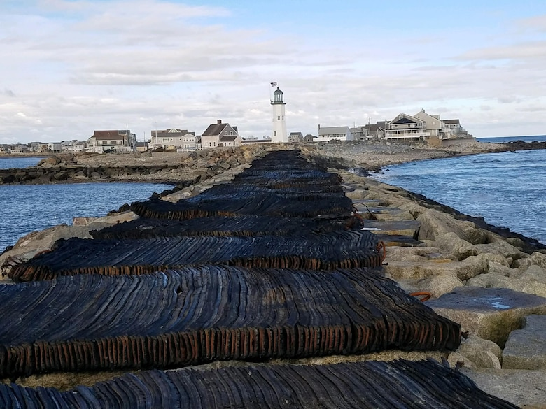 Scituate Harbor Jetty