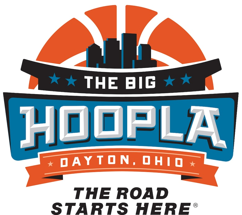 The Big Hoopla logo. (Courtesy graphic/Eric Farrell)