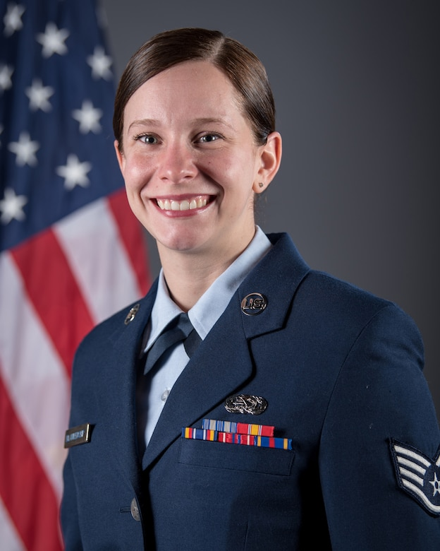 Staff Sgt. Danielle Blankenship is the Kentucky Air National Guard's 2019 Airman of the Year in the NCO category. While mobilized last year, she was hand-selected as the top enlisted member of an expeditionary Readiness Action Team that redeployed 4,500 troops with zero errors. She also single-handedly created a new format for the management of force deployment data, reducing rejection rates 15 percent below the average for units across U.S. Air Forces Central Command. (U.S. Air National Guard photo by Master Sgt. Philip Speck)