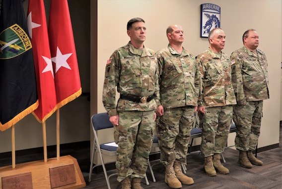 'Y'all got this:' Retirees leave USACAPOC(A) in good hands