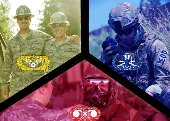 The 39th Civil Engineer Squadron is comprised of three main sections: quality assurance, explosive ordnance disposal and readiness and emergency management.