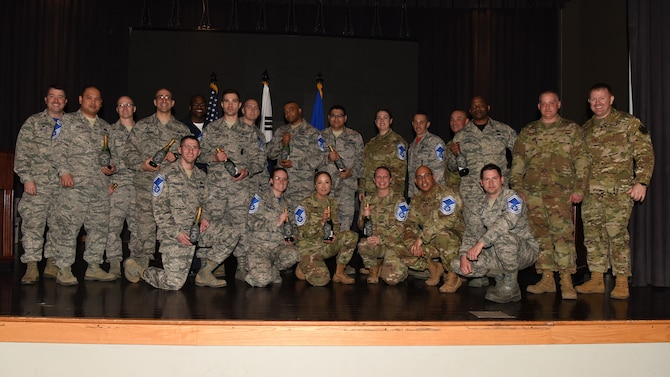 Air Force; Promotion
