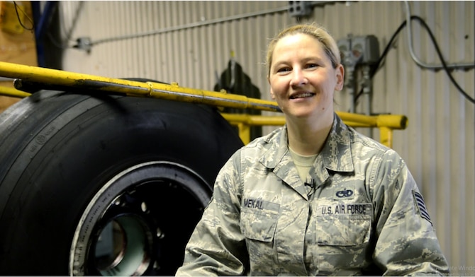 Faces of Westover - Tech. Sgt. Sharon Mekal