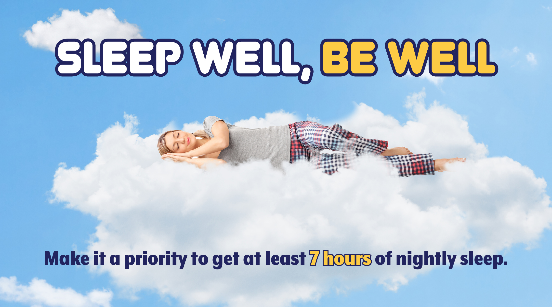 The importance of sleep > Hill Air Force Base > Article Display
