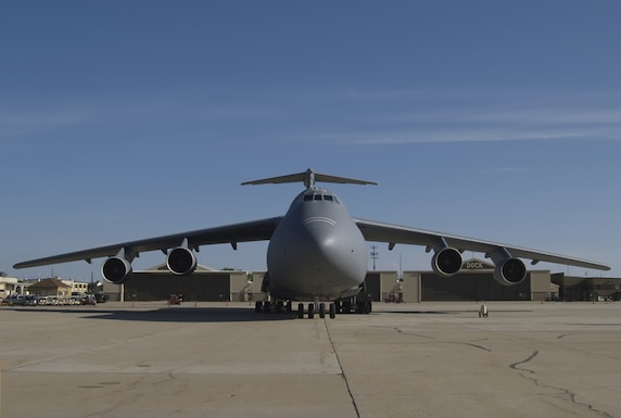 Air Force partners with C-5 System Program Office, Delta and Georgia Tech