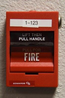 Fire Alarm.