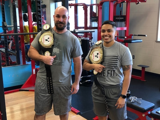 Susquehanna's MWR hosts Beast Mode Strength Competition