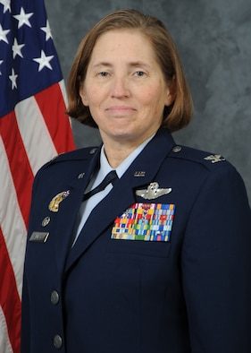 Col. Stephanie Williams official photo