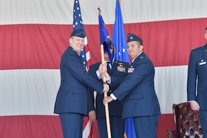 944th AMXS receives new commander