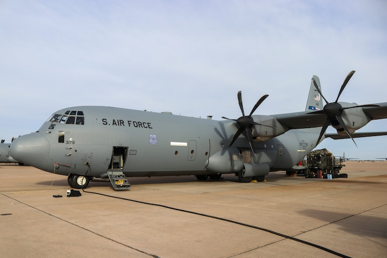 317th AW Airmen support missions downrange