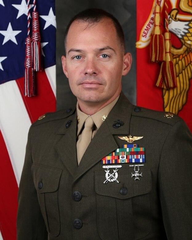 Major Wayne Gantz