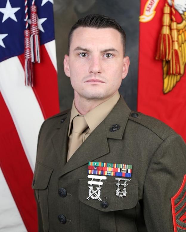 Gunnery Sergeant Louis J. Boff