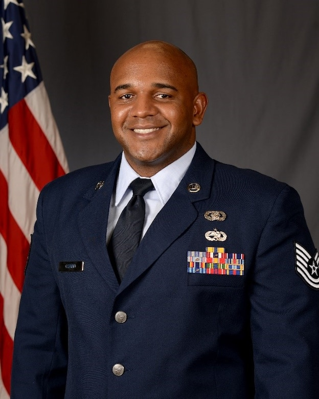 Tech. Sgt. Brian Corbin 628th Air Base Wing Equal Opportunity Office NCOIC