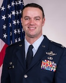 Official Air Force photo for Col. Jeremiah S. Gentry. Gentry is the commander, 188th Operations Group, Arkansas Air National Guard. (U.S. Air National Guard photo by Tech. Sgt. John E. Hillier)