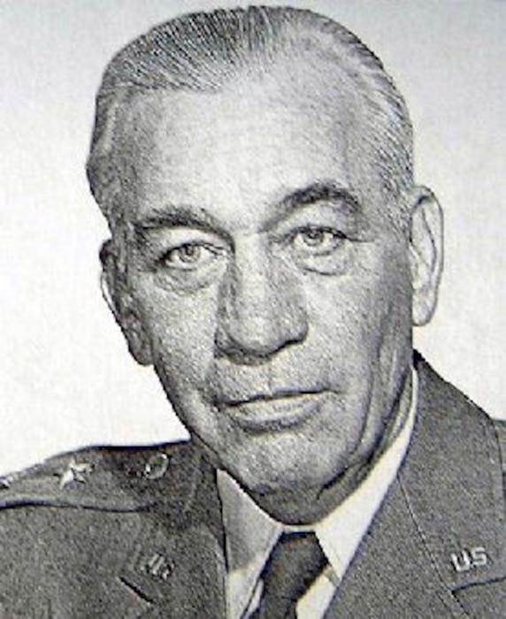 Maj. Gen. Orvil Anderson