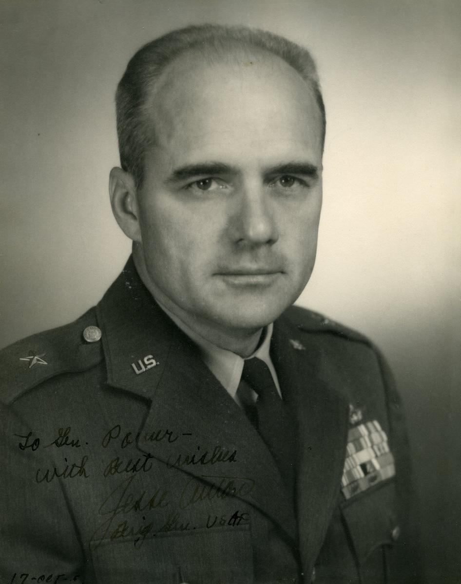 Brig. Gen. Jesse Auton