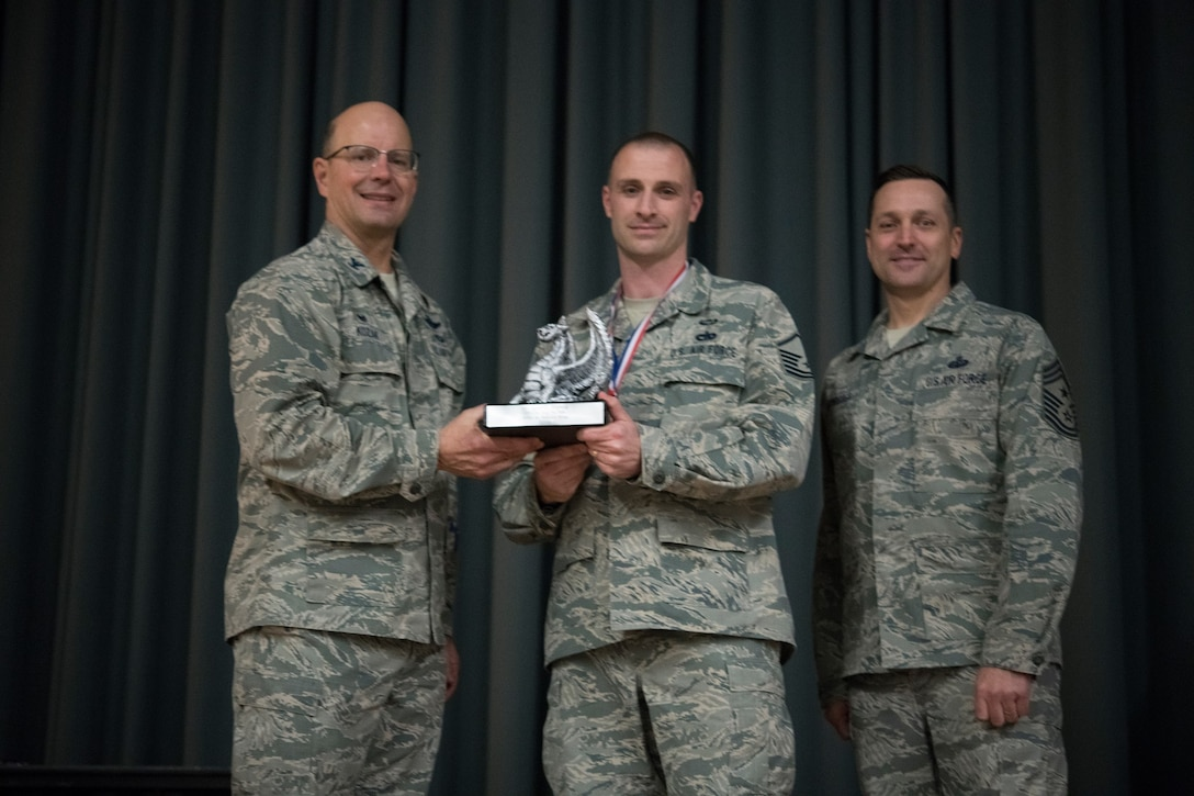 Congrats to our annual award winner: CIV CAT II - Mr Alex C. Forrest, 349 MSG