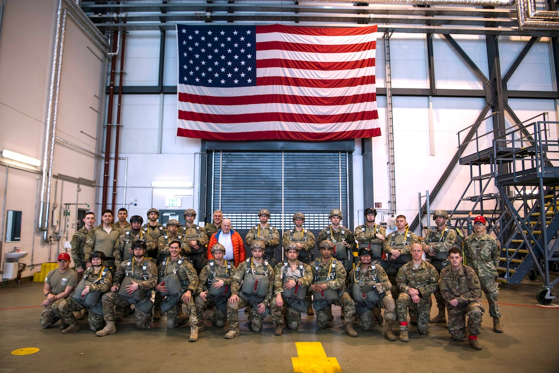 The 435th Contingency Response Group hosted a 20th anniversary training symposium for the Air Force's contingency response mission.