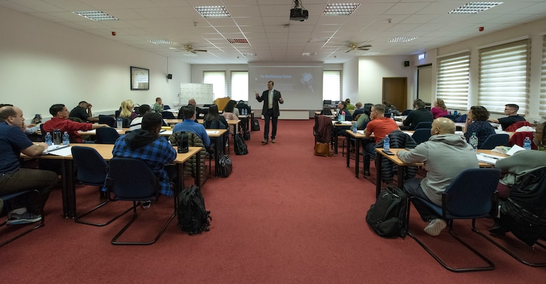 Spangdahlem hosts USAFE Master Resiliency Training Course