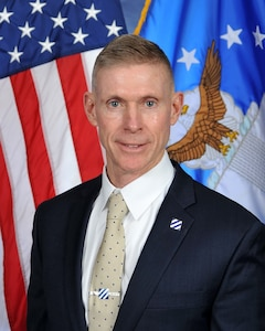 Robert J. Taylor, Jr. USSTRATCOM Deputy Director, Plans and Policy Official Photo
