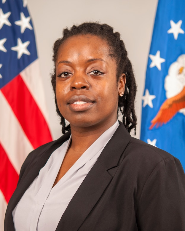 Since November 2018, Staff Sgt. Ami Malone, has served in a unique position while with the 434th Security Forces Squadron, Air Refueling Wing, Grissom Air Reserve Base, Ind. She operates as a dual role member to the Office of Special Investigations, 1st Field Investigative Region, 10th Field Investigative Squadron, Operating Location Delta, at Grissom. Here, she is pictured through the glass of the interview room at Grissom. (U.S. Air Force photo by Master Sgt. Benjamin Mota)