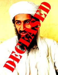 "On May 1, 2011, in an intelligence-driven U.S. operation in Pakistan, Navy SEALs kill al-Qaida leader Osama bin Laden. In a televised address, President Barack Obama says, ""A small team of Americans carried out the operation with extraordinary courage and capability."""