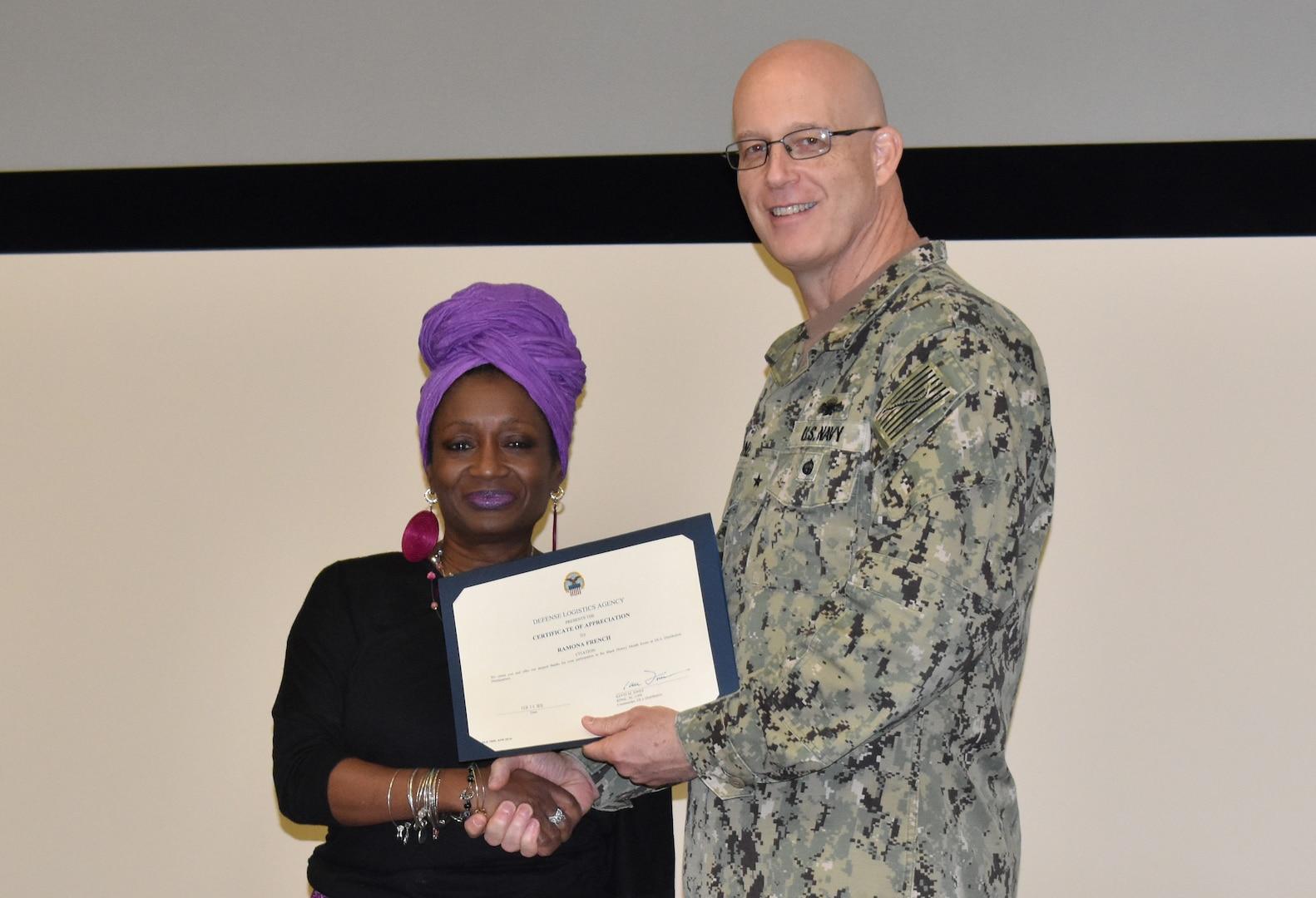 Distribution celebrates Black History Month