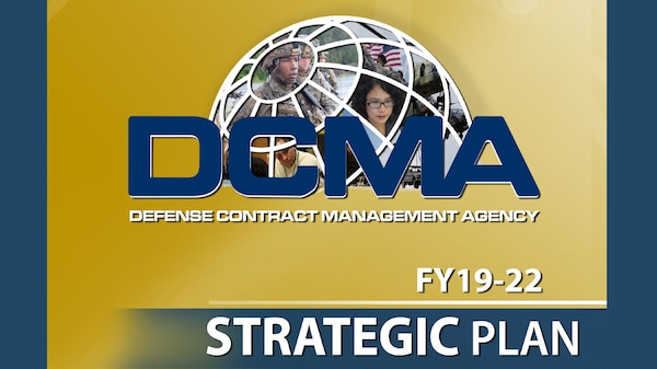 Graphic of warfighters and DCMA employees