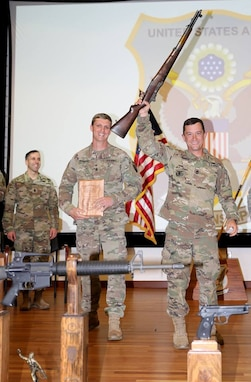 SFC Daniel Horner All Army champ.