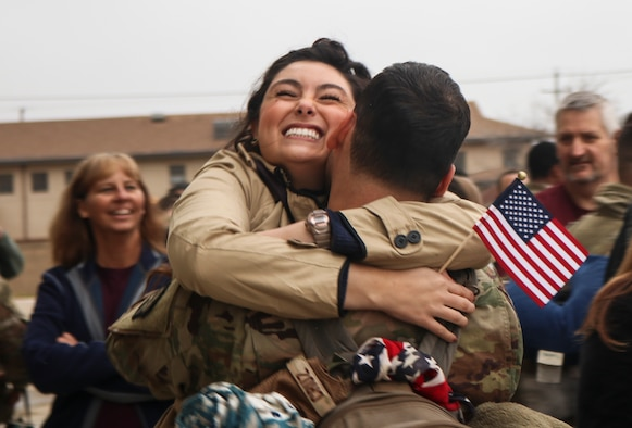 7th BW Airmen return from deployment