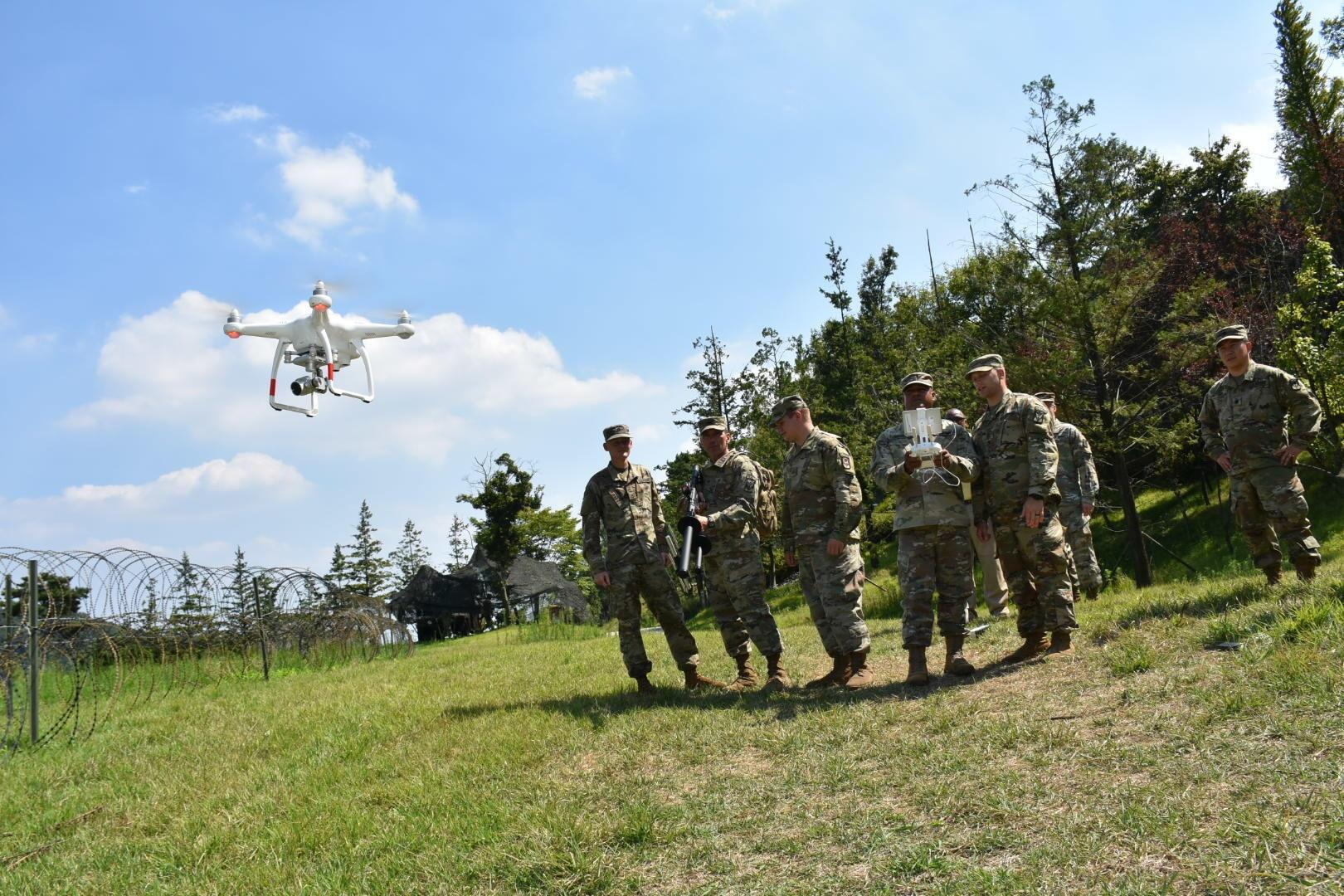 South Korea-based Short Range Air Defense Battery Integrates Counter-UAS into Core Competencies
